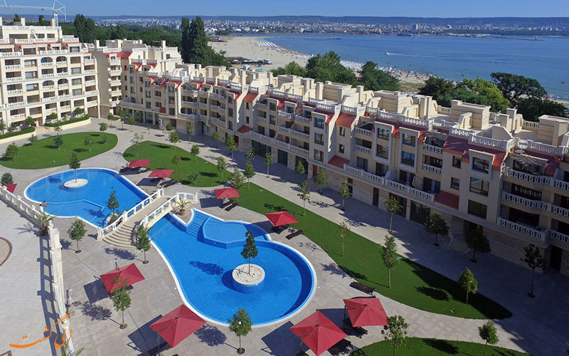 یکی از هتل های وارنا