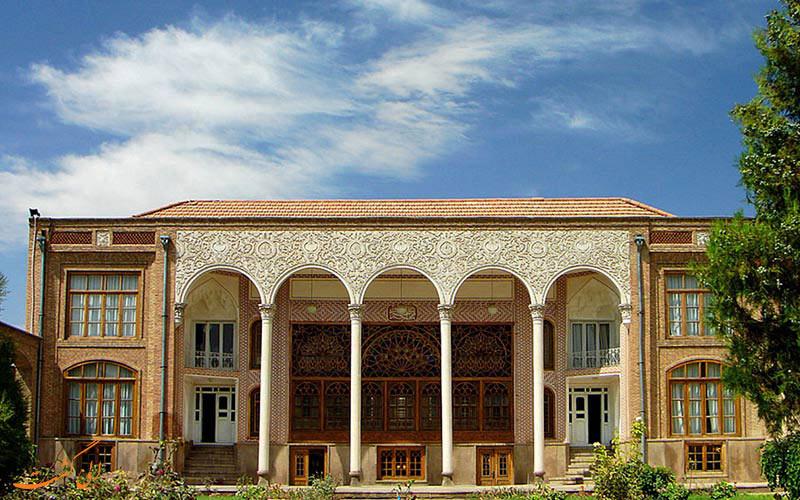 خانه ای به بلندای تاریخ شیراز، خانه ی صابر
