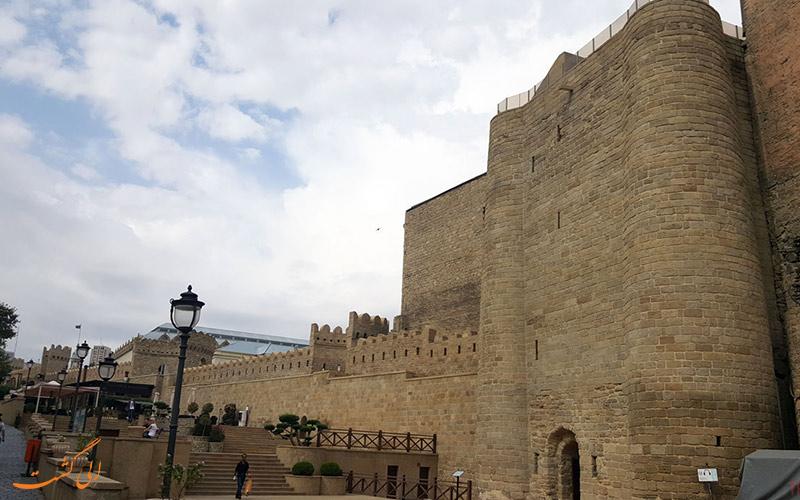 قلعه ی دختر | Maiden tower