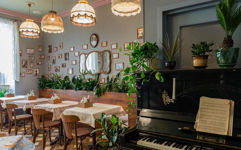 بهترین هتل های سنت پترزبورگ