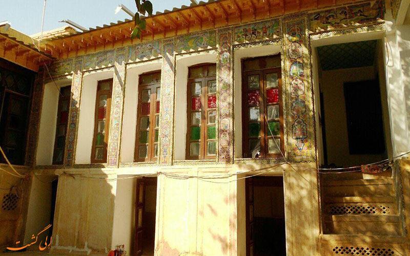 خانه ی توکلی شیراز