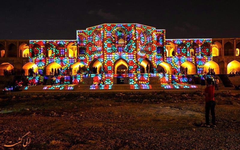 از ویژگی های پل خواجو در اصفهان برایتان می گوییم!