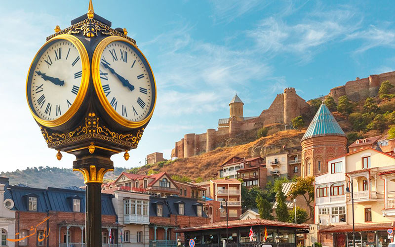 شهر تفلیس در گرجستان | tbilisi