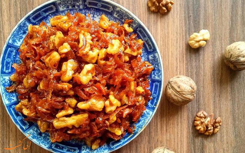 غذاهای سنتی و خوشمزه ی ارومیه ای ها