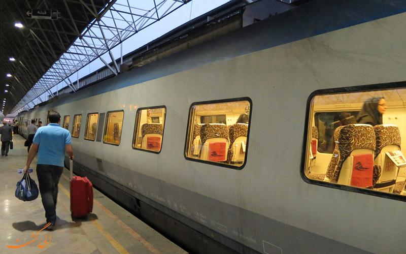 قطار خلیج فارس