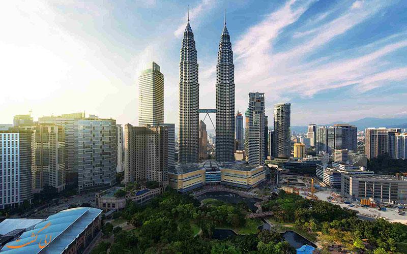 معرفی کامل شهر کوالالامپور در مالزی از لحاظ جغرافیایی