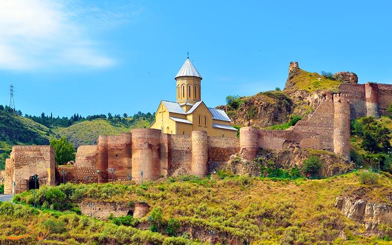 ● قلعه ی ناریکالا | Narikala Fortress
