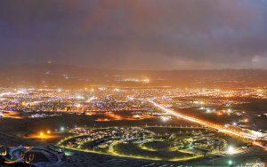 شهر زنجان کجاست؟