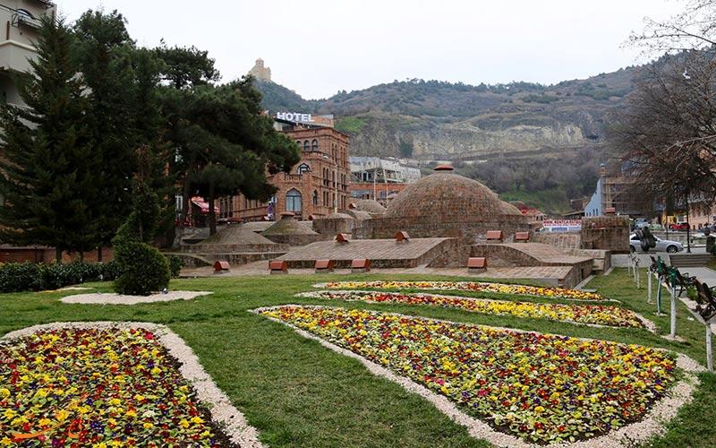 ● باغ های بوتانیکال تفلیس | Botanical Gardens Tbilisi