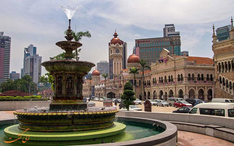 نکاتی درباره ی سفر به شهر کوالالامپور در مالزی