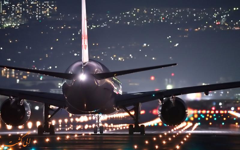 پرواز در شب راهی برای خرید بلیط ارزان