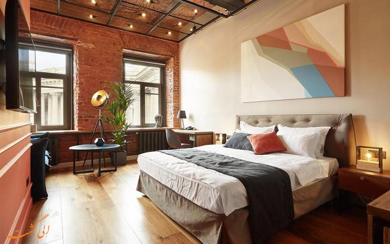 وین وود هتل سنت پترزبورگ، 4 ستاره | WYNWOOD Hotel