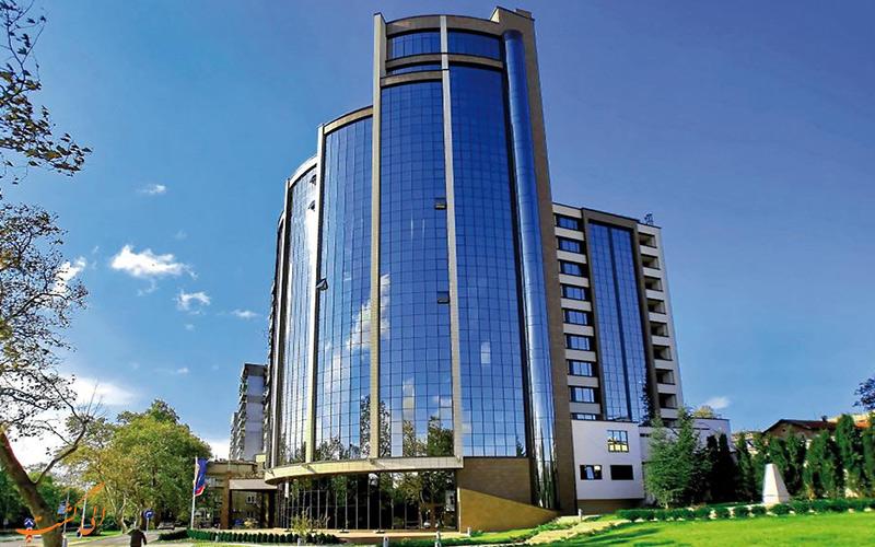 هتل روسیلین دیمیات وارنا