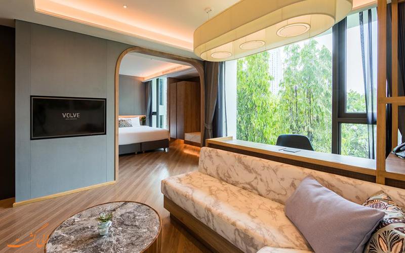 ولو هتل بانکوک