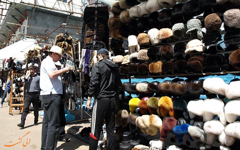 کلاه های پشمی