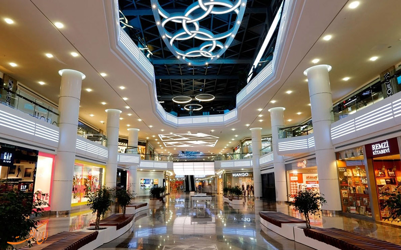مرکز خرید آکوا فلوریا استانبول