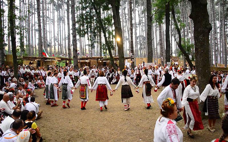 بهترین فستیوال های بلغارستان