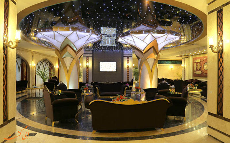 هتل مدینه الرضا (ع) از هتل های نزدیک به حرم در مشهد، 5 ستاره | Madinah Al-Reza Hotel (AS)