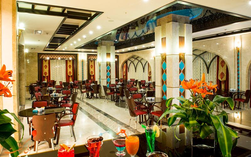 هتل های نزدیک به حرم در مشهد