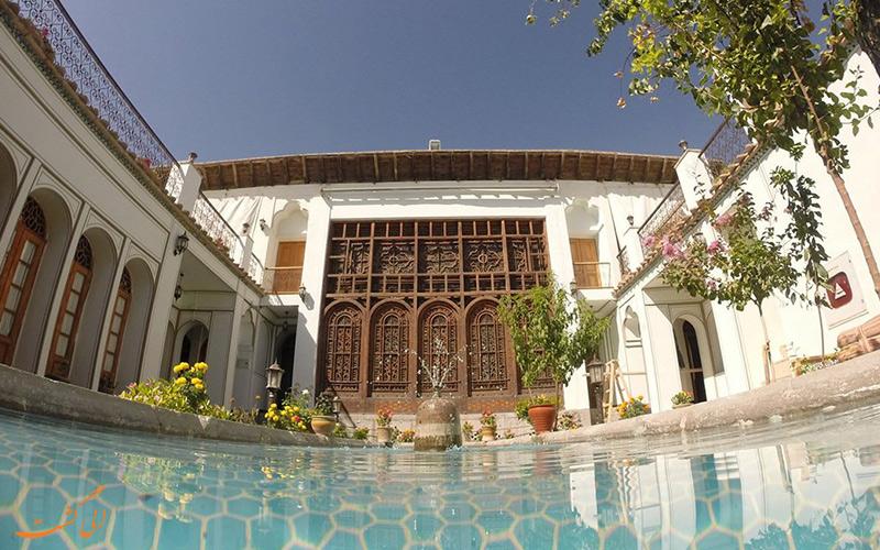 چند شب در بهترین اقامتگاه های سنتی اصفهان