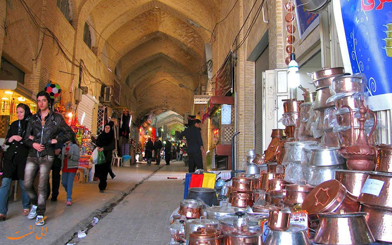 بازار کرمانشاه