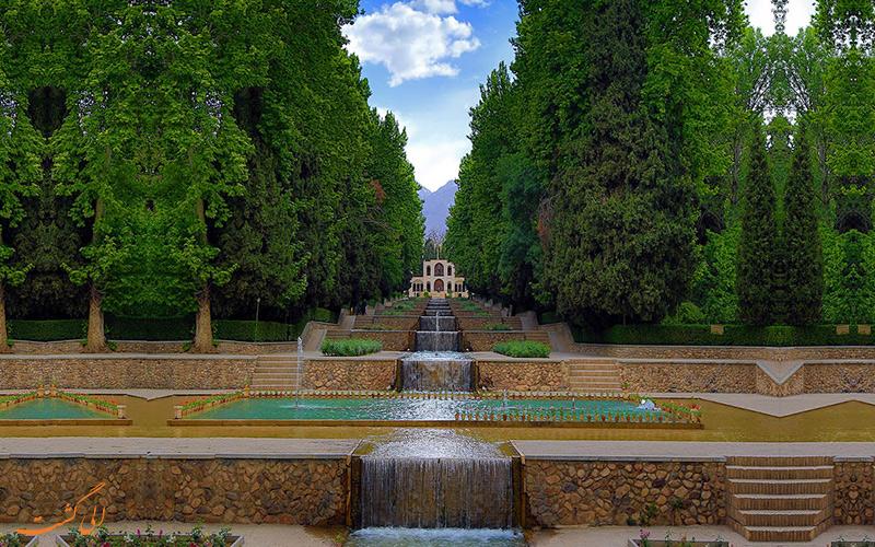 اقامتگاه باغ تاریخی شاهزاده