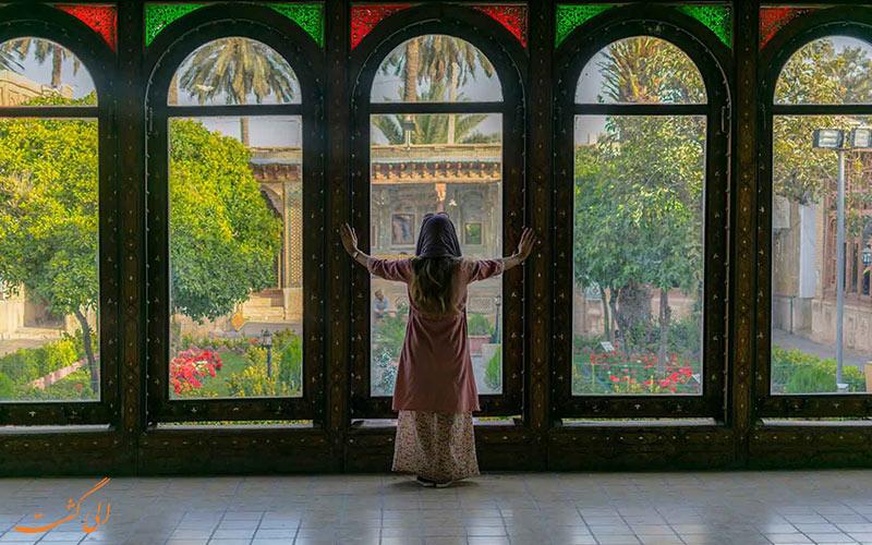 خانه ی زینت الملک شیراز