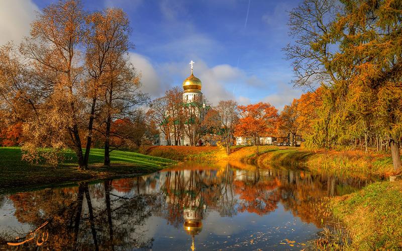 پاییز در روسیه