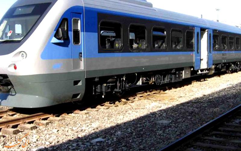 سفر با قطار به نیشابور