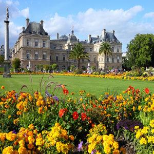 10 مورد از زیباترین پارک ها و باغ های پاریس