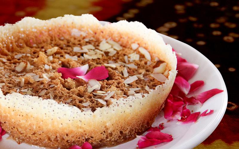 شیرینی Ghevar