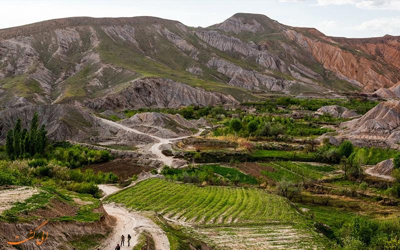 روستای دیزباد، محلی برای احترام به محیط زیست