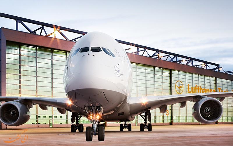 هواپیما لوفتانزا