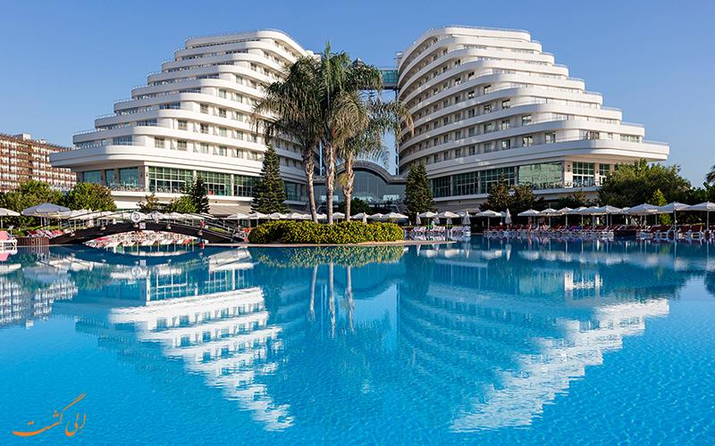 هتل های یو آل آنتالیا ، تجربه سفری لذت بخش در ترکیه