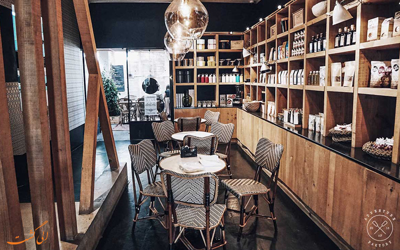 Comptoir 102، رستورانی مدرن برای جوانان