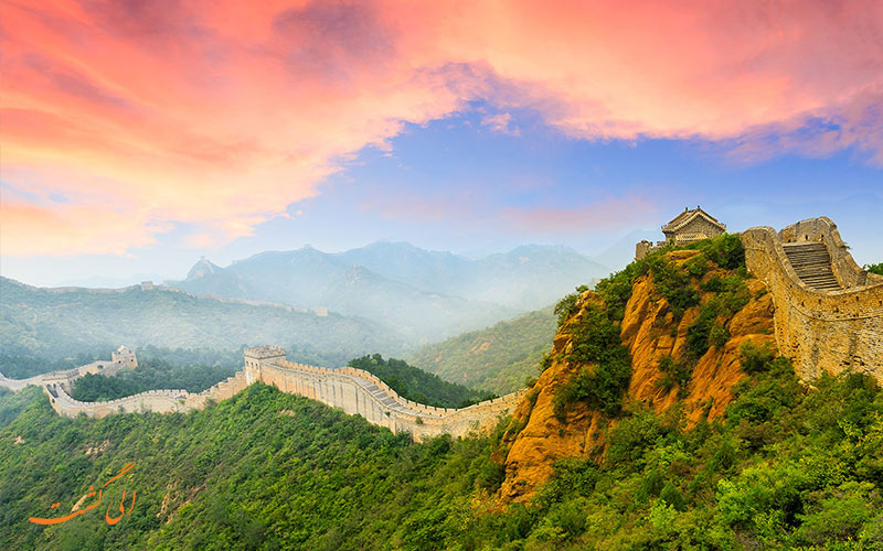 هزینه سفر به چین و بازدید از دیوار بزرگ