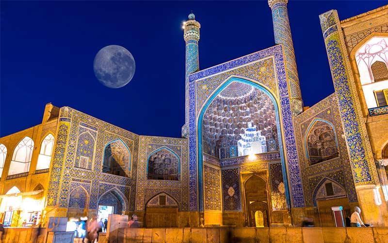 جاهای دیدنی در اصفهان-هتل سفیر اصفهان