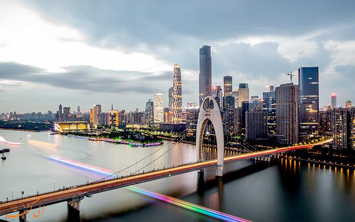 هانگزو و هزینه سفر به چین