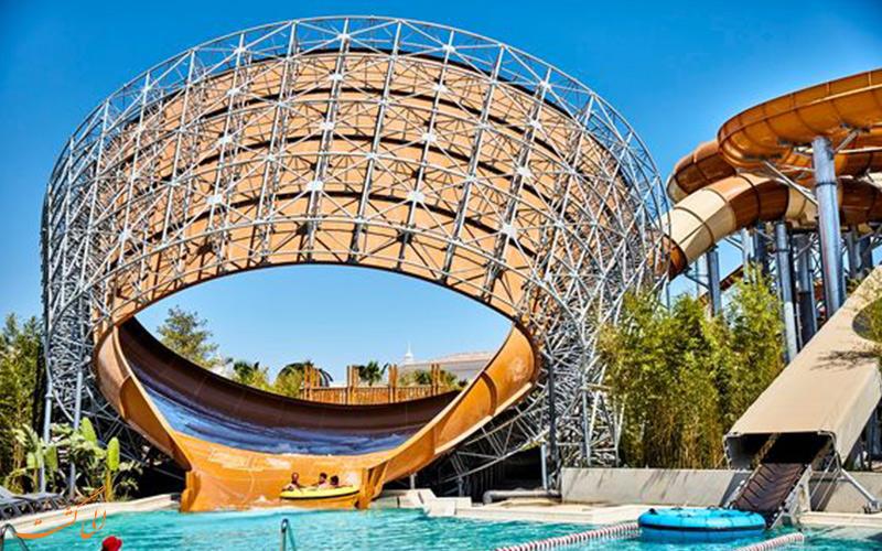 تجربه ی یک روز هیجان انگیز در پارک آبی لند آو لجندز آنتالیا