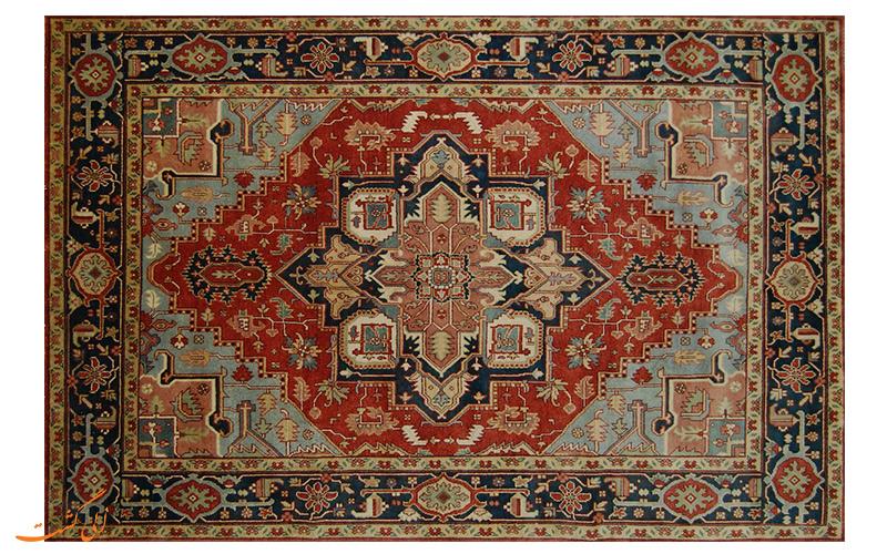 فرش های دستبافت جیپور