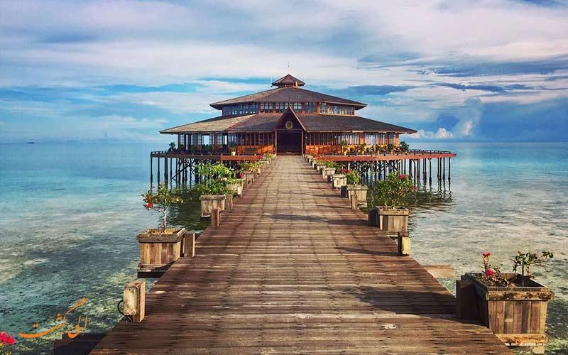 جاهای دیدنی کوتاکینابالو در مالزی-توریستی ترین شهرهای مالزی