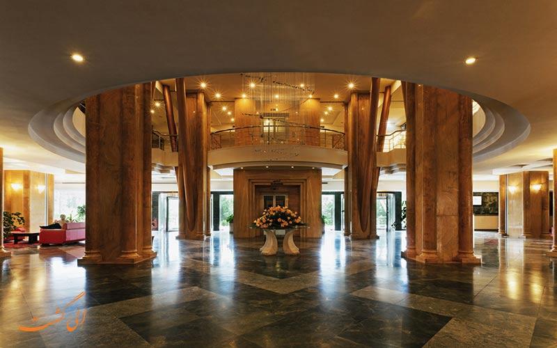 سالن انتظار هتل بزرگ شیراز