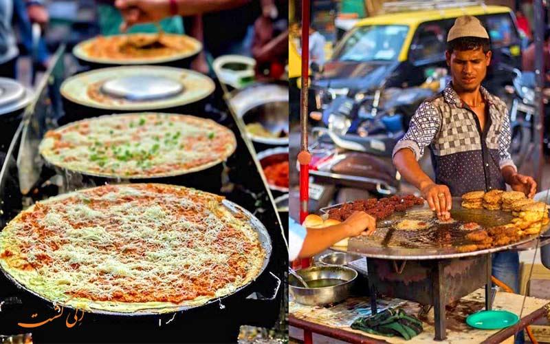 عکس رستوران بمبئی خائو گالی