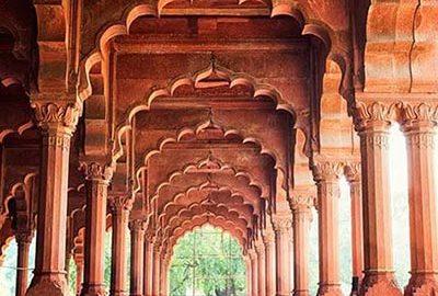معروفترین بناهای تاریخی هند