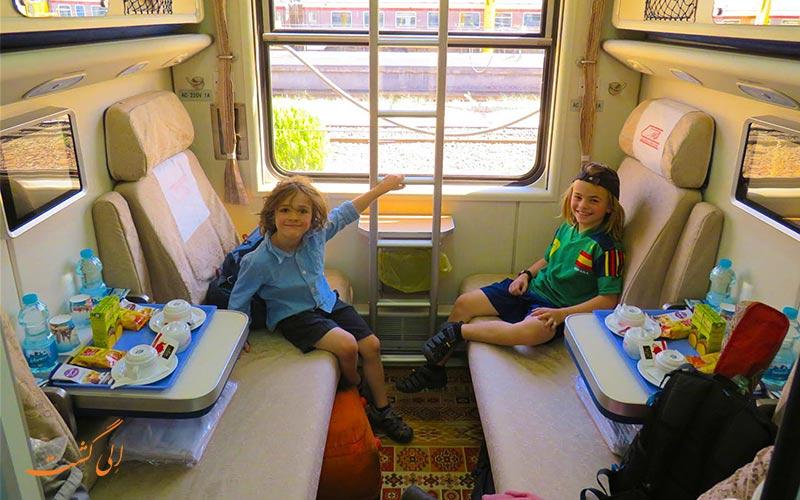 قیمت بلیط قطار تهران استانبول برای کودکان و گردشگران خارجی