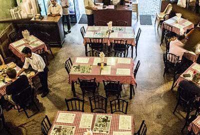عکس بهترین رستوران های بمبئی