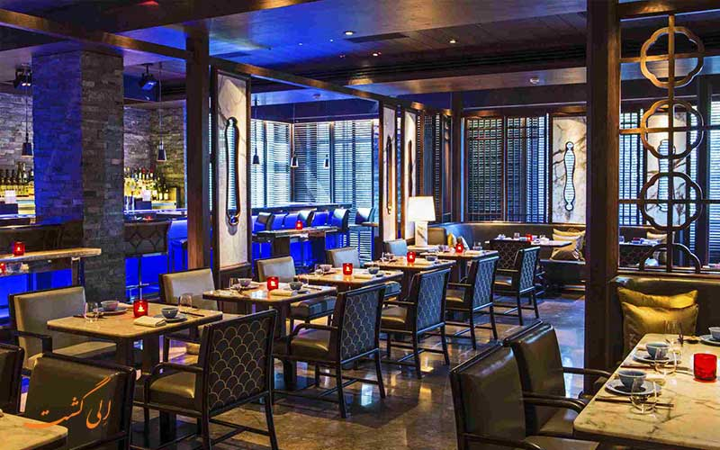 آدرس رستوران بمبئی باستیان