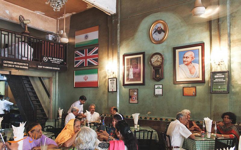 رستوران ایرانی در بمبوی