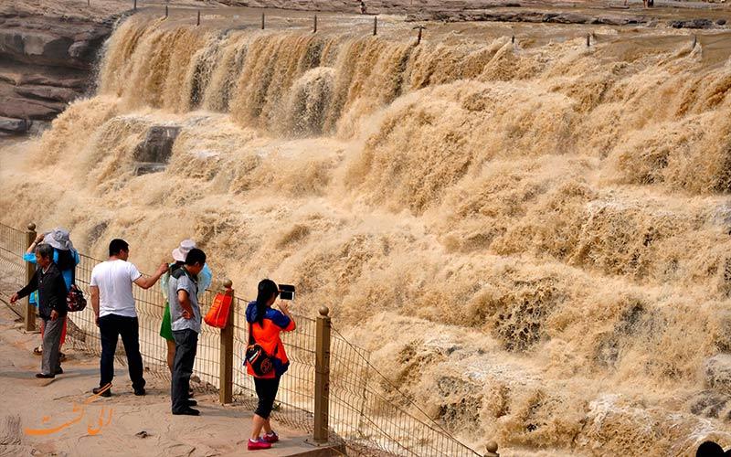 دومین رود بلند چین رودخانه زرد-رودخانه های چین