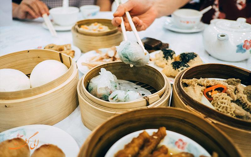عکس غذاهای چینی عجیب-هزینه سفر به چین